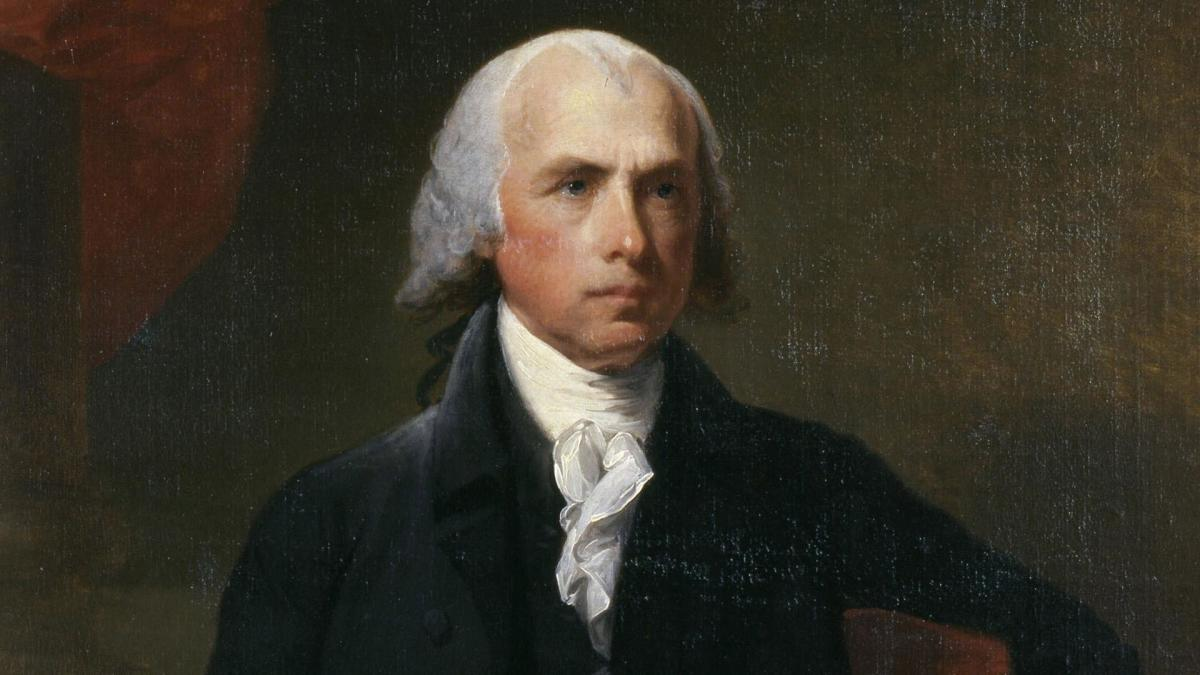James madison young adult