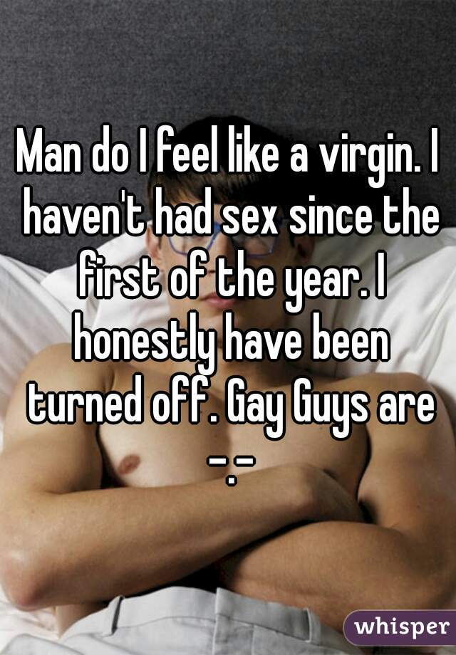 What does sex feel like to a men