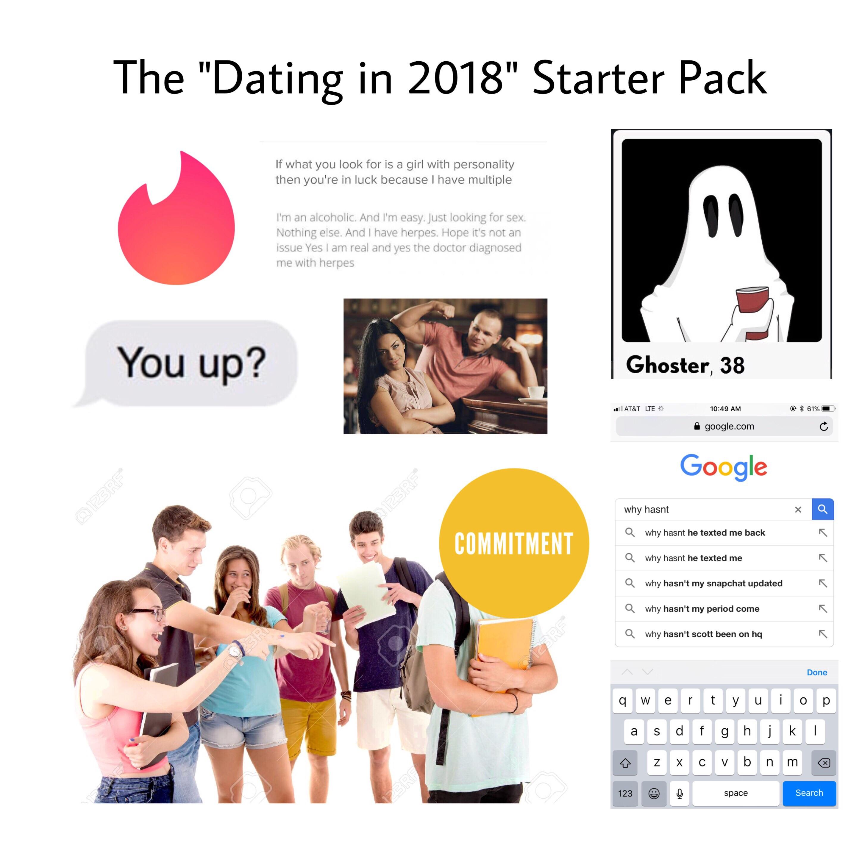 Pack dating