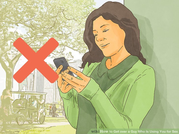 How to get over sex