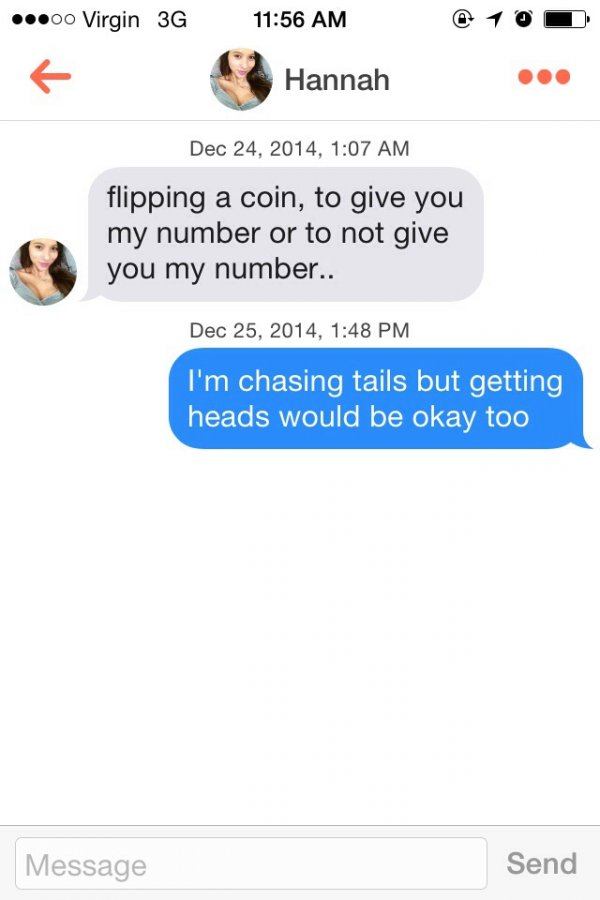 Amazing pick up lines