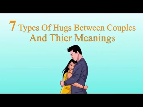 Meaning of hugs body language