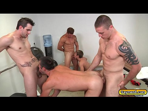 Anal group sex porn video