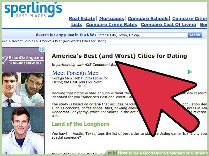 Best place to find a girlfriend online