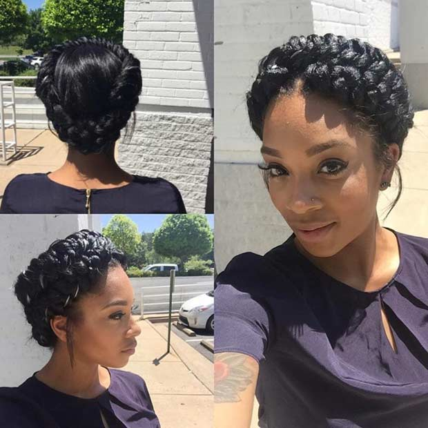 Black girl hairstyles for summer