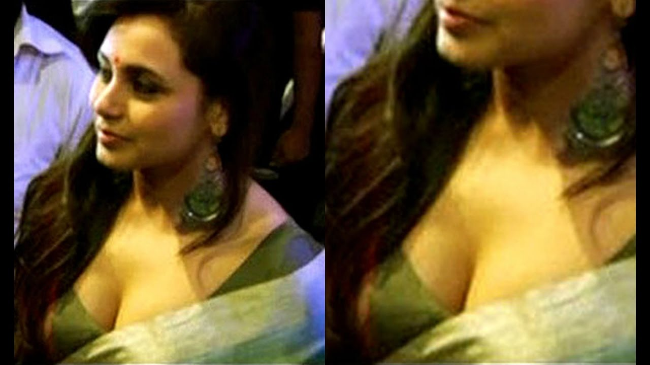 Bollywood actresses showing their boobs