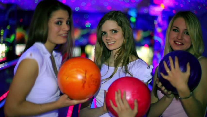 Bowling balls for girls
