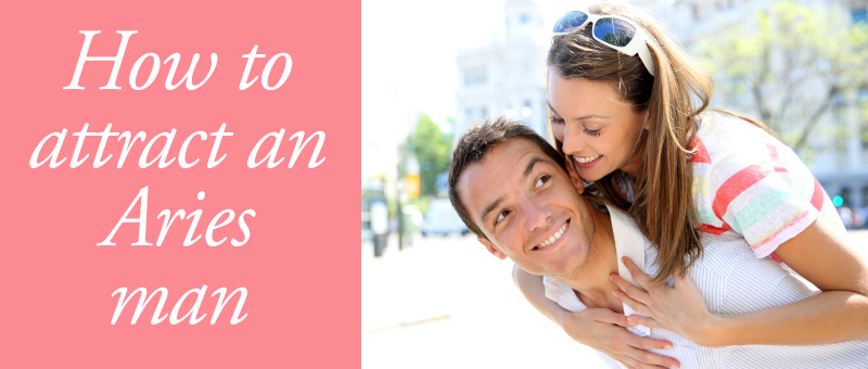 How to attract an aries male