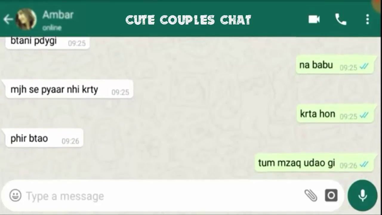 Couples chat line