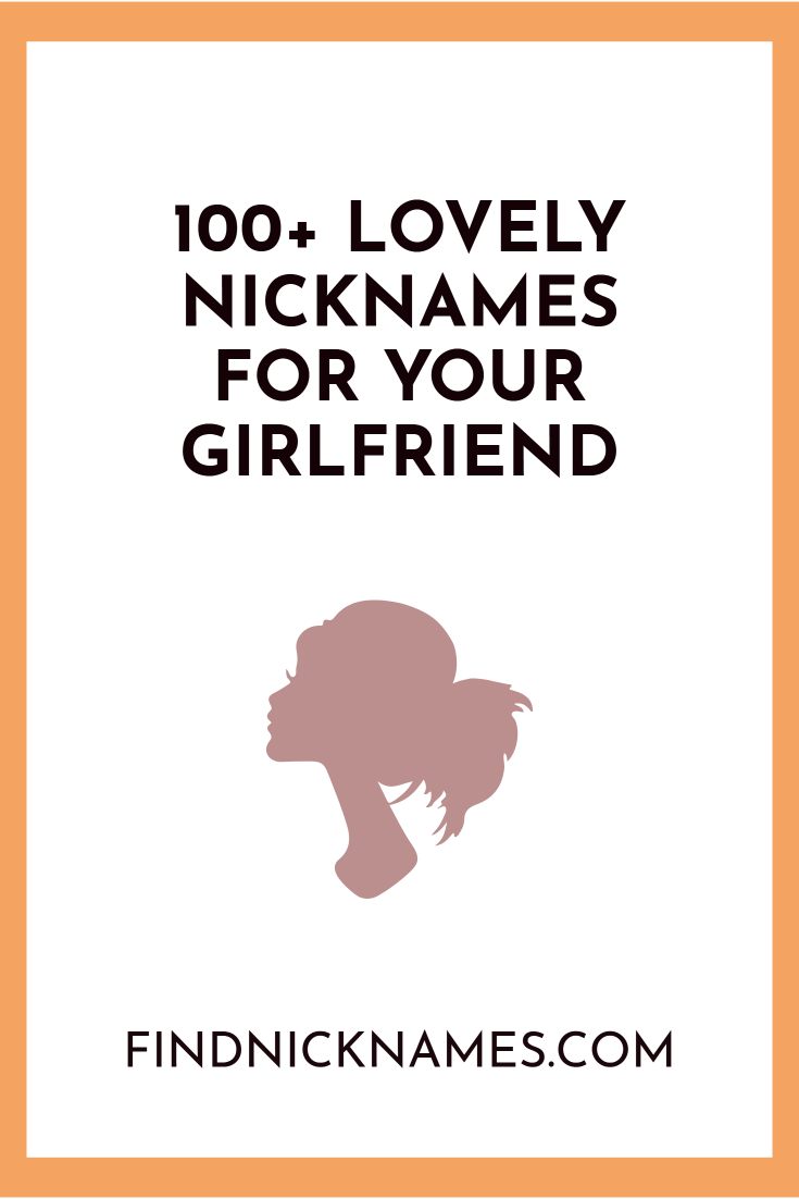 Cute and funny nicknames for girls