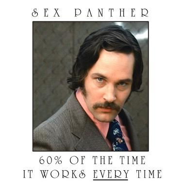Anchorman panther quote