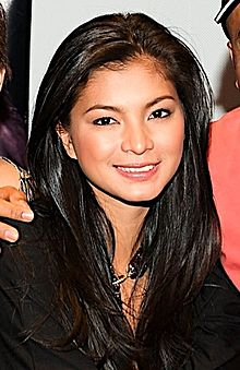 How old is angel locsin now