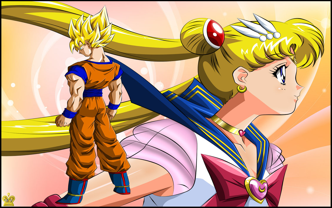 Dragonball x sailormoon