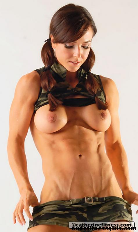 Tumblr naked female muscle