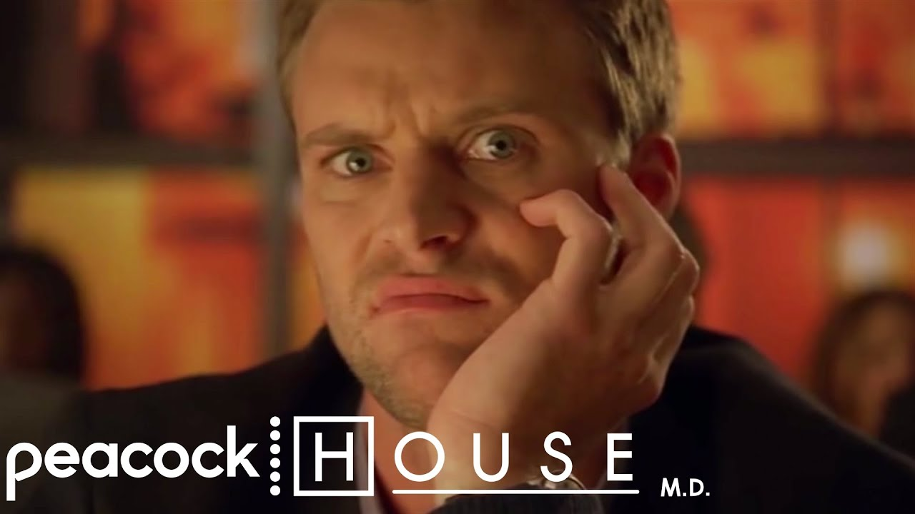 Dr house chase speed dating