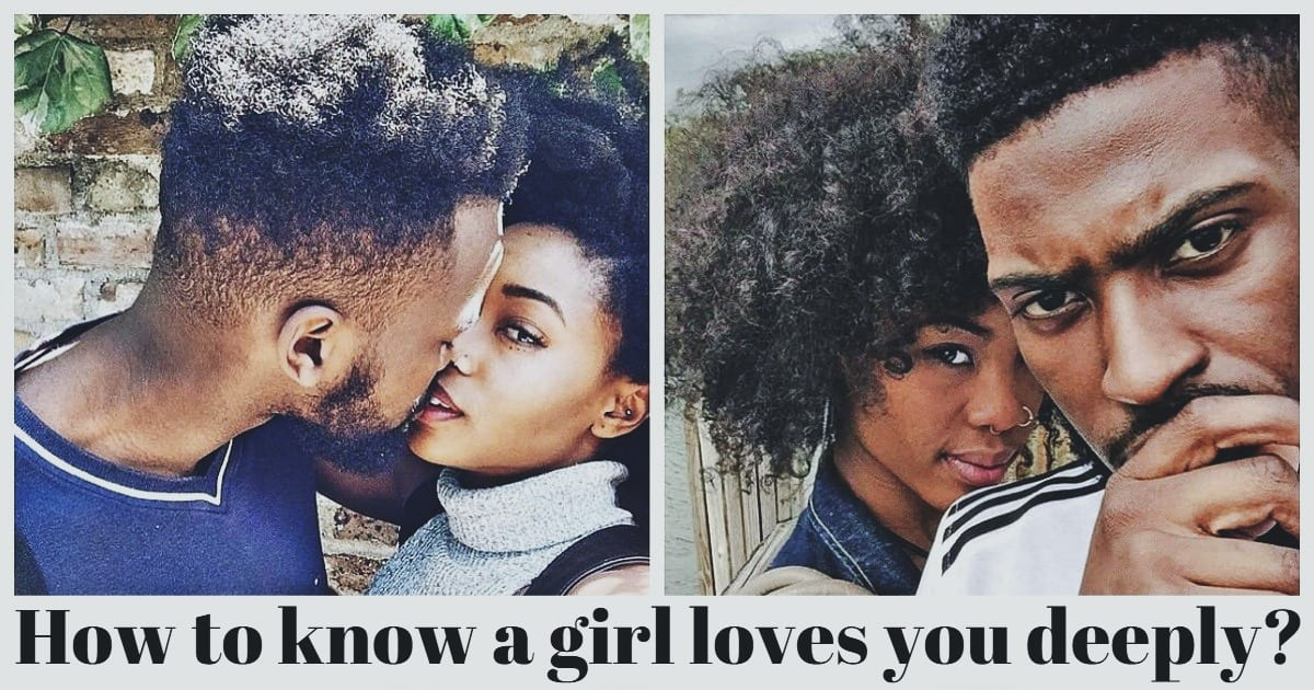 How to know if a nigerian man loves you
