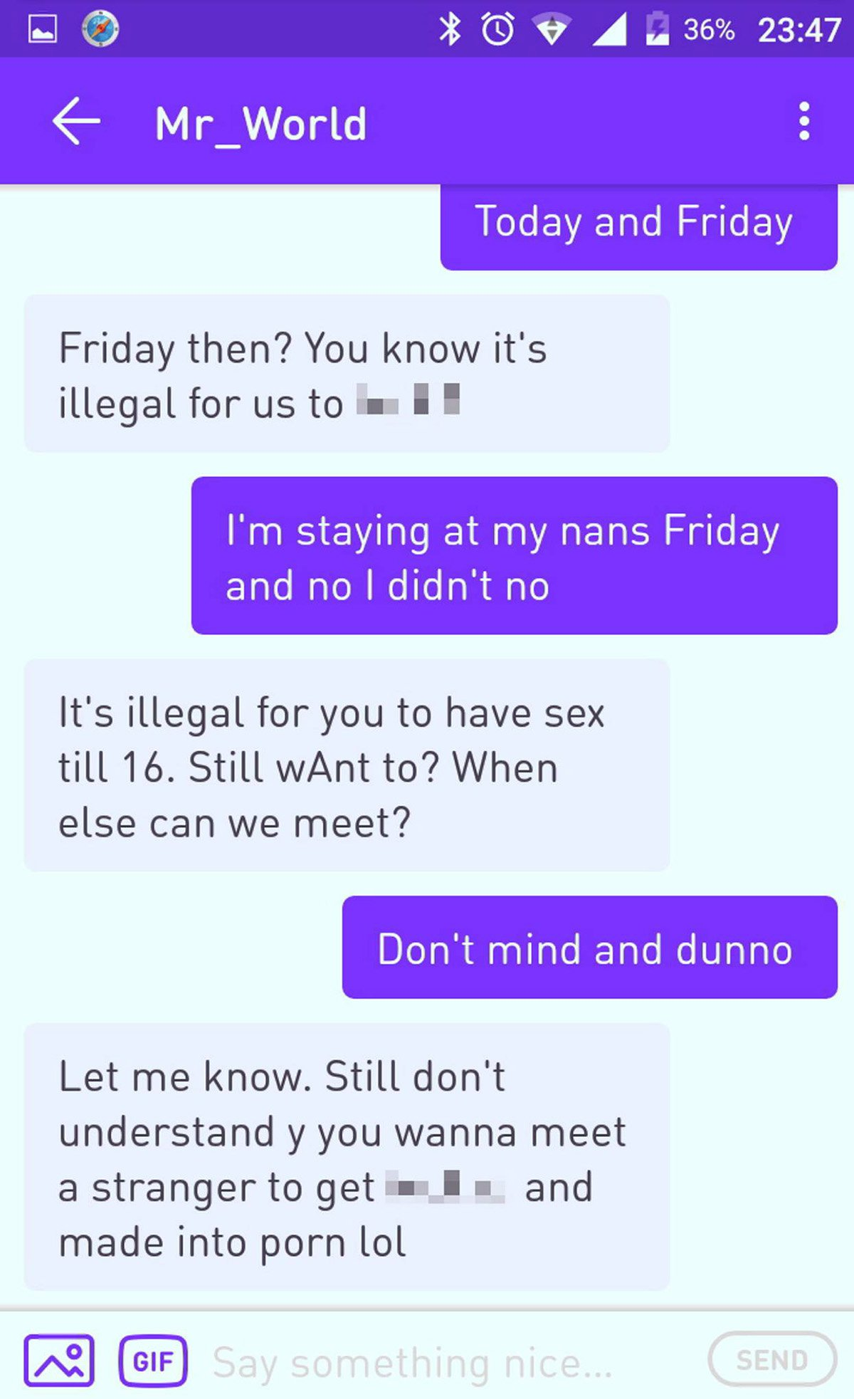 Im 14 can i have sex