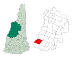 Zip code for hanover new hampshire