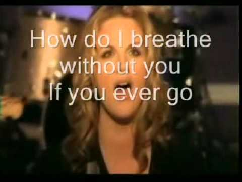 English song i can live without you