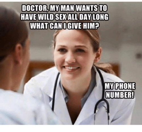 Sex doctor number
