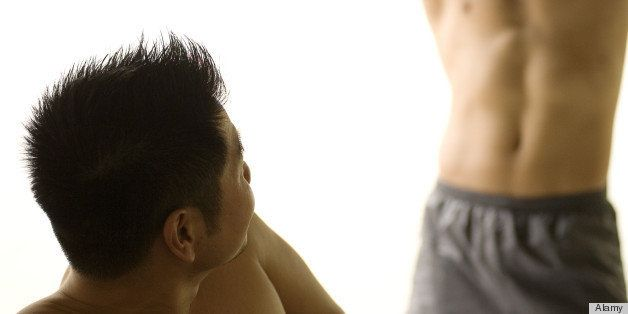 Gay men life styles with sex