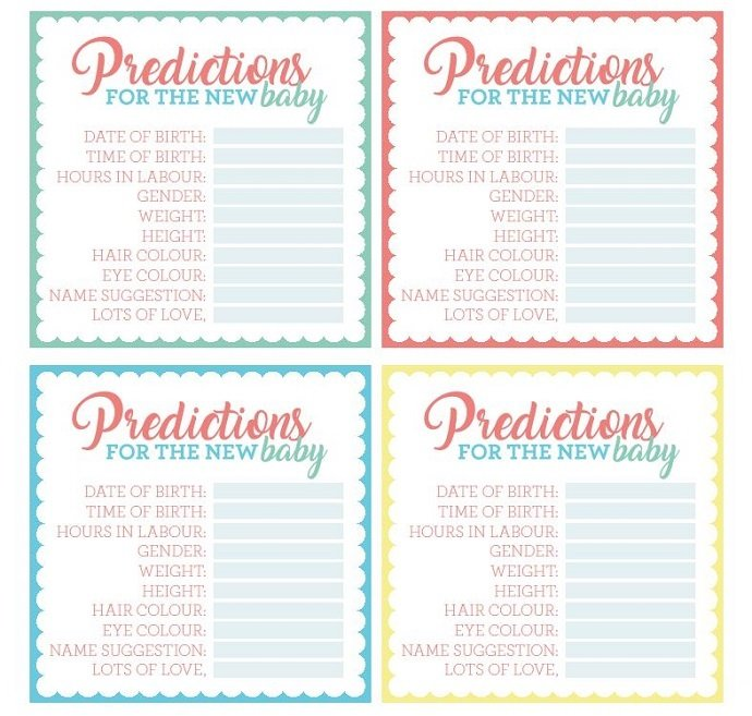 Free baby gender predictor quiz