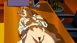 Free dubbed anime porn
