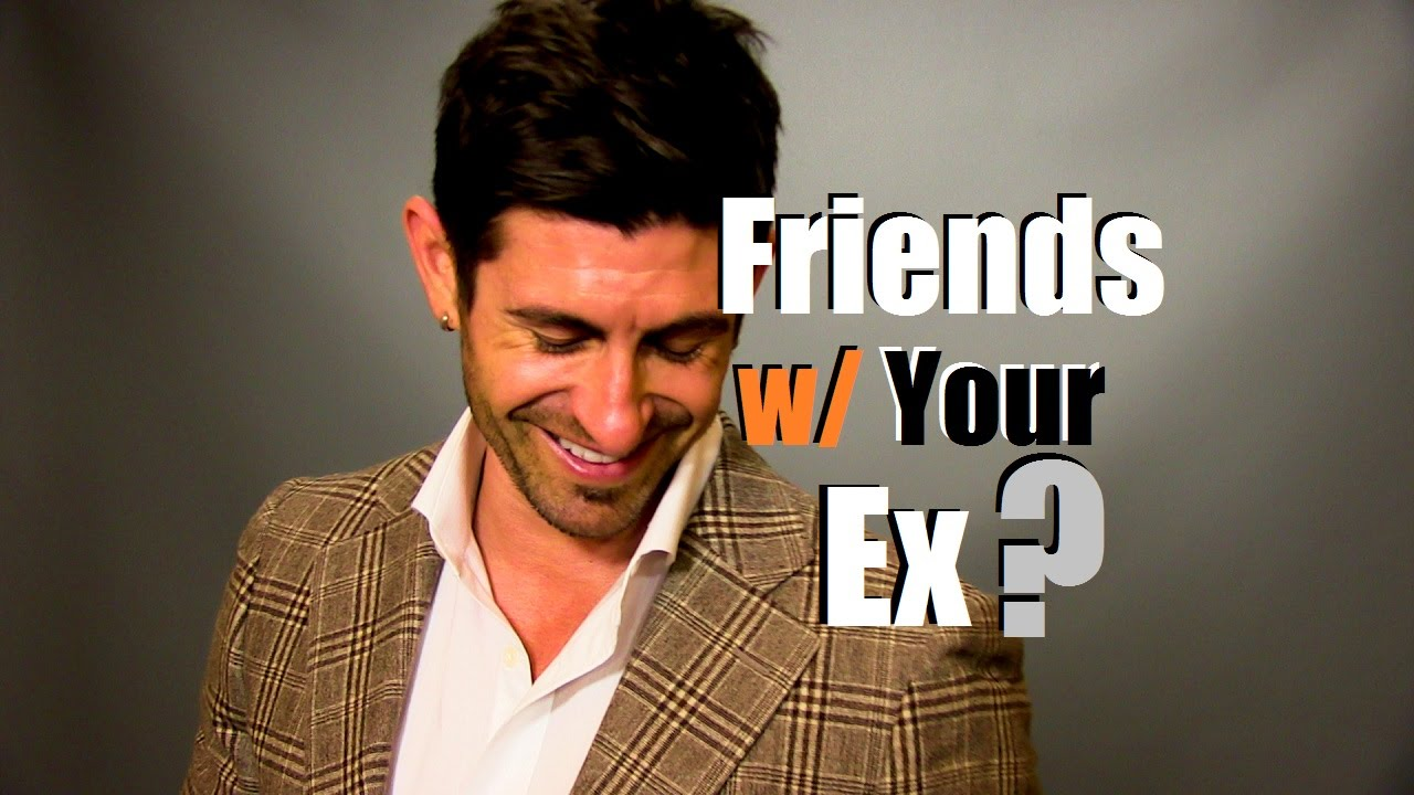 Friends with ex dating someone new