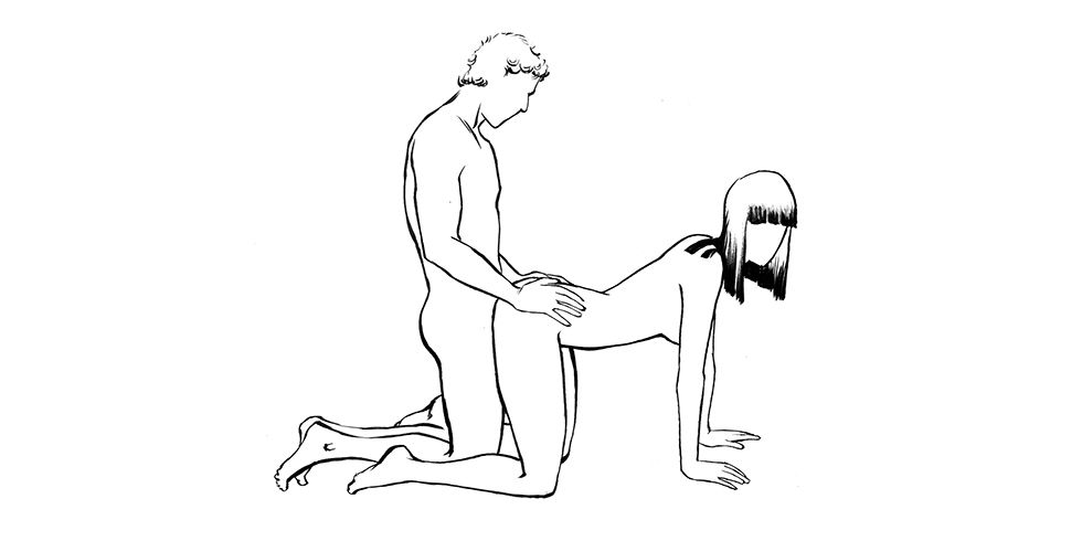 Good sex positions for a girl