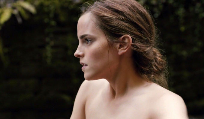 Has emma watson ever been naked