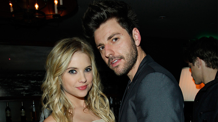 How long have ashley benson and ryan good been dating