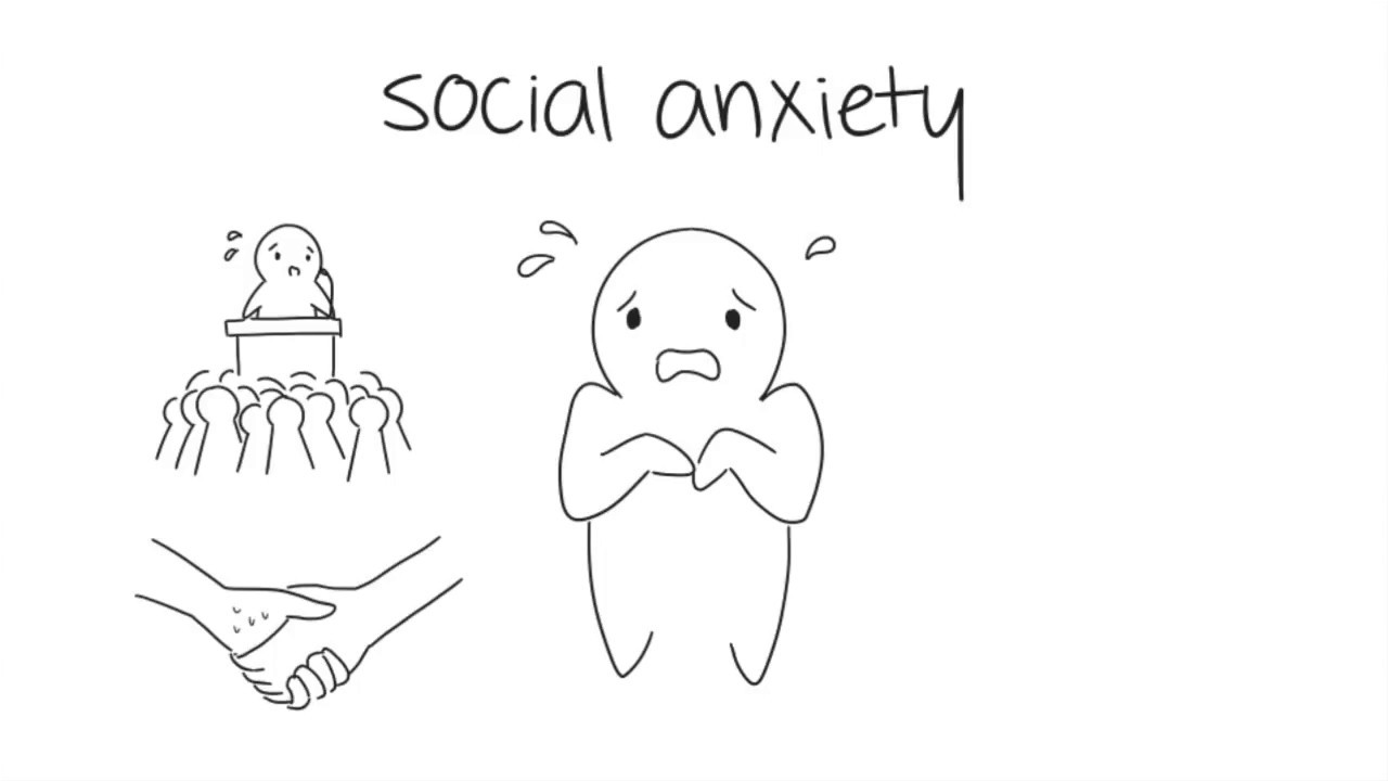 How to be less anxious in social situations
