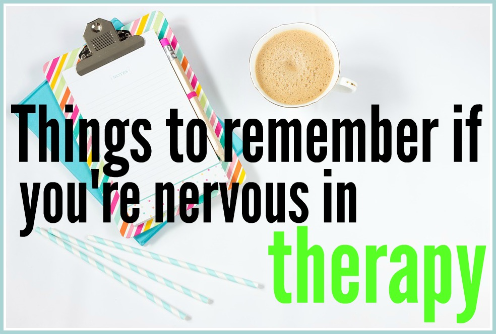 How to never be nervous