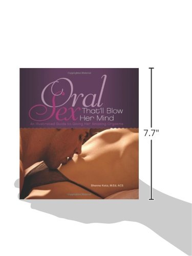Illustrated guide to oral sex