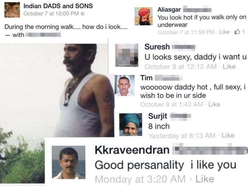 Indian daddy tumblr