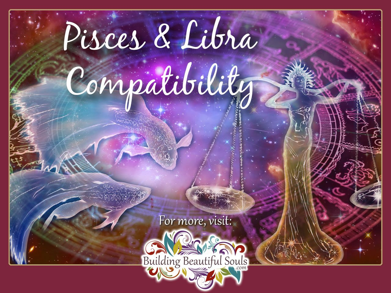 Libra man and pisces woman sexuality compatibility