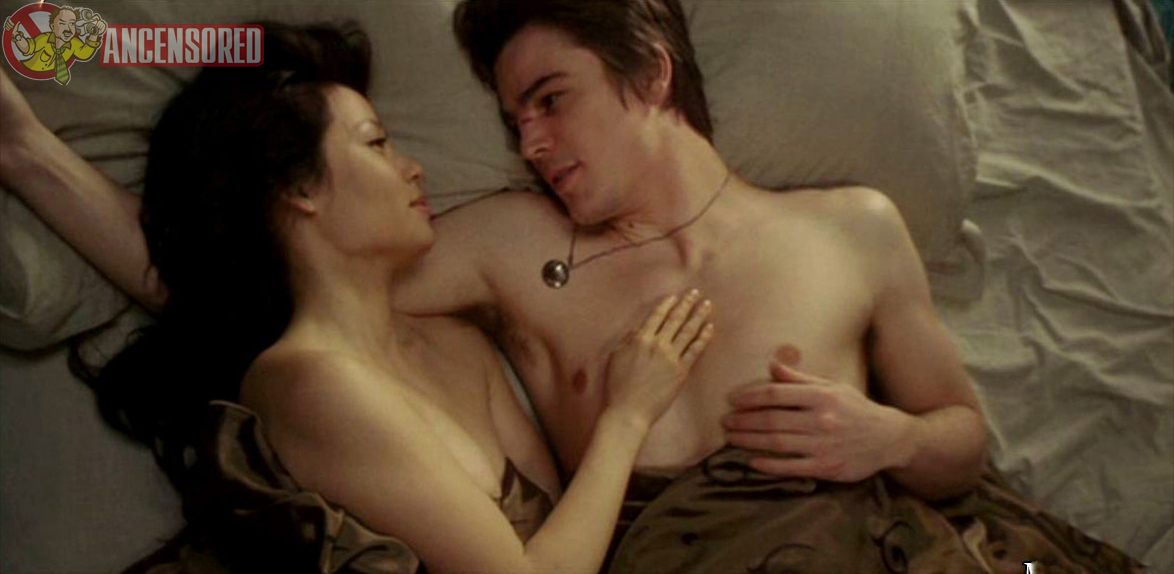 Lucky number slevin nude scene