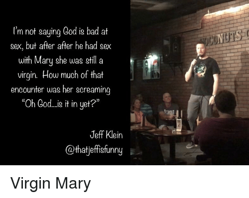 Mary and jeff have sex