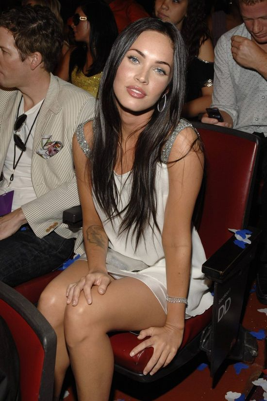 Megan fox upskirt