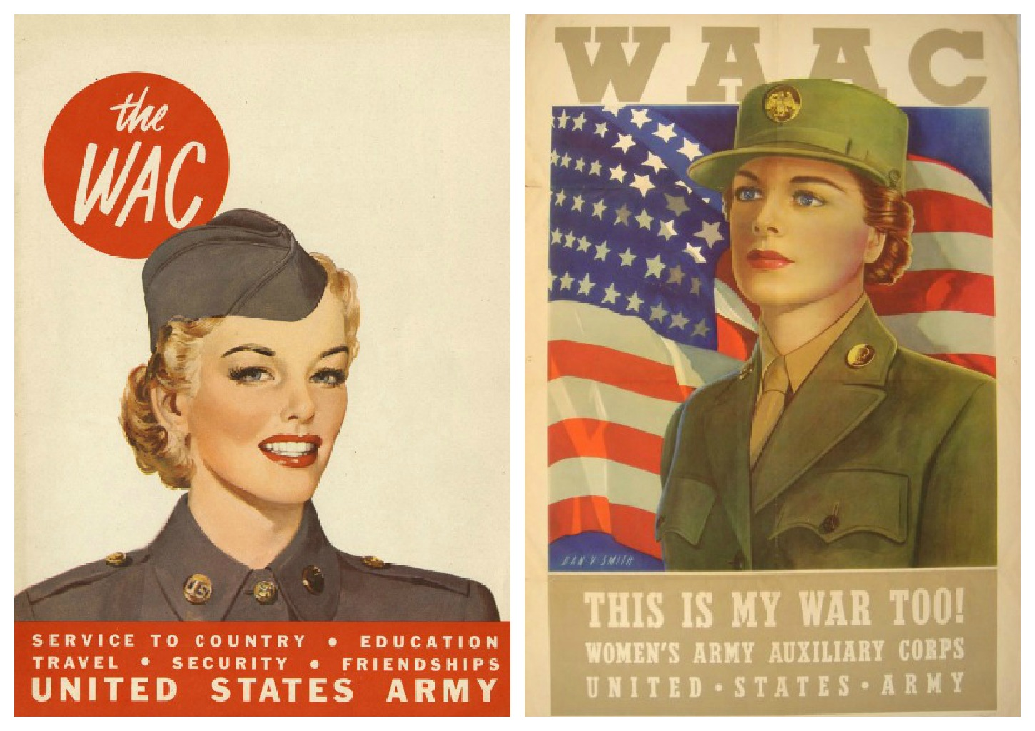 Military sex education vintage