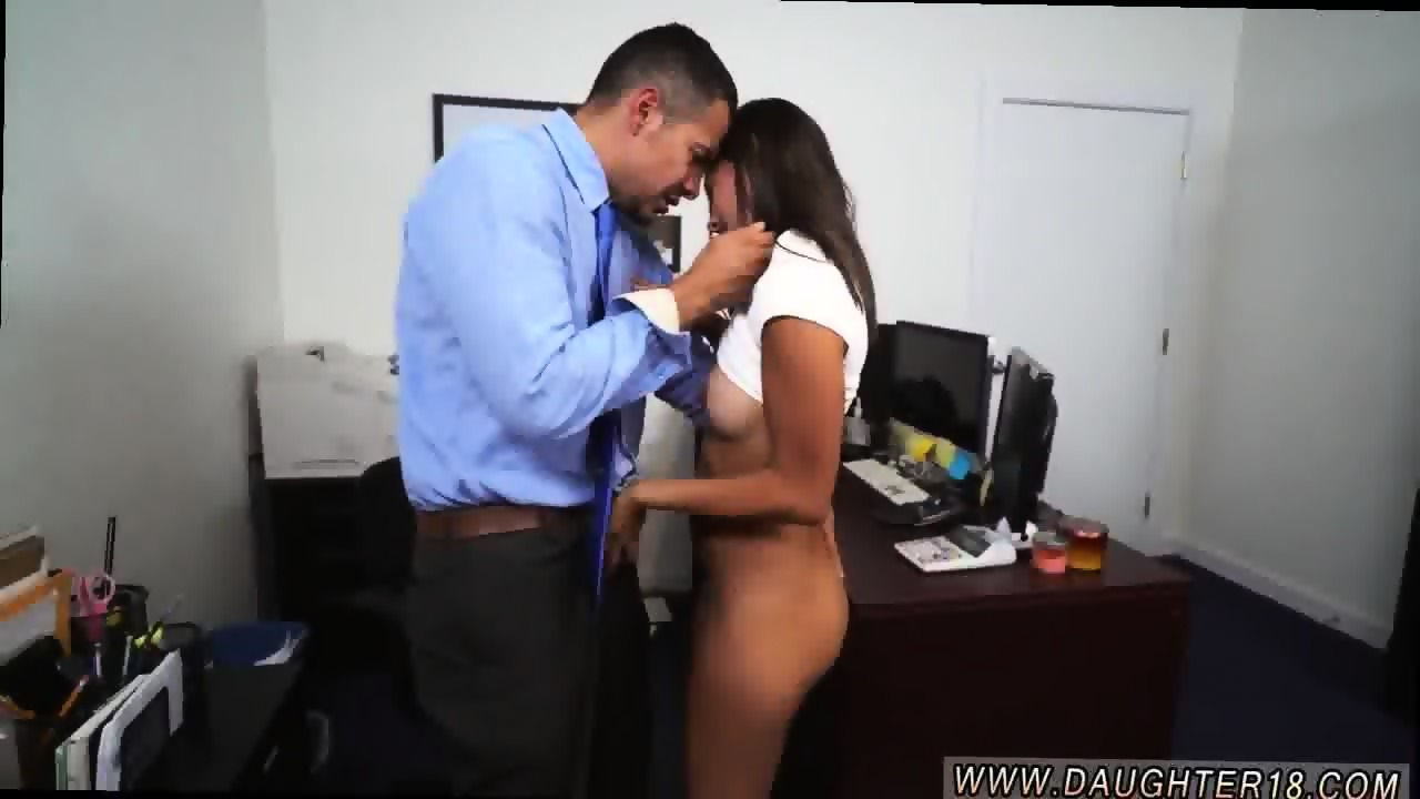 My first time sex with dad