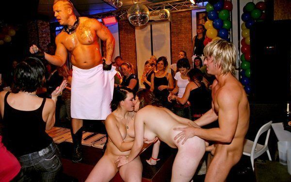 Party picture sex stripper