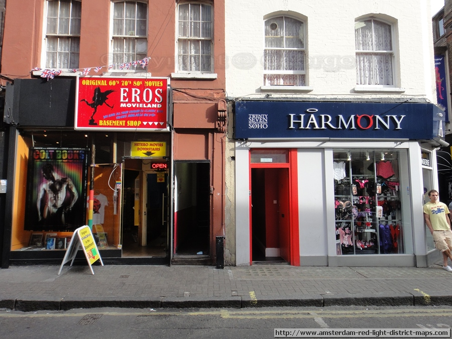 Sex shops in london sw