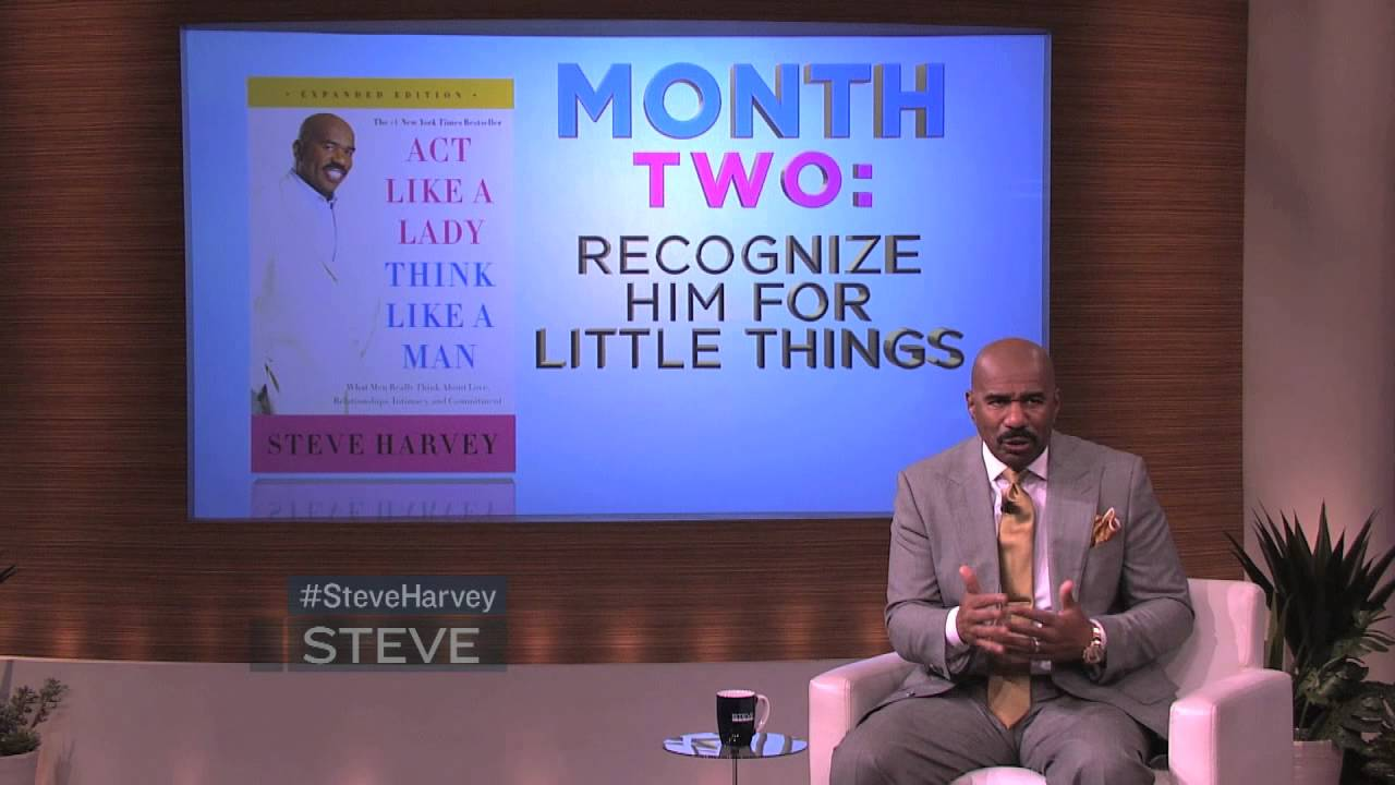 Steve harvey dating questions