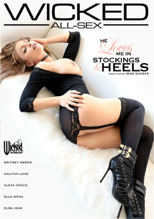Stockings and heels sex videos