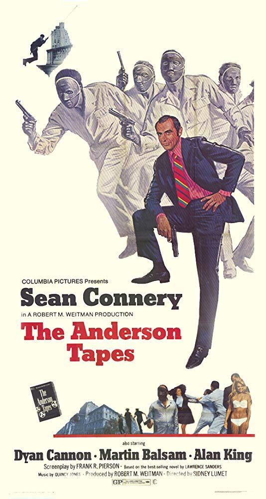 The anderson tapes imdb
