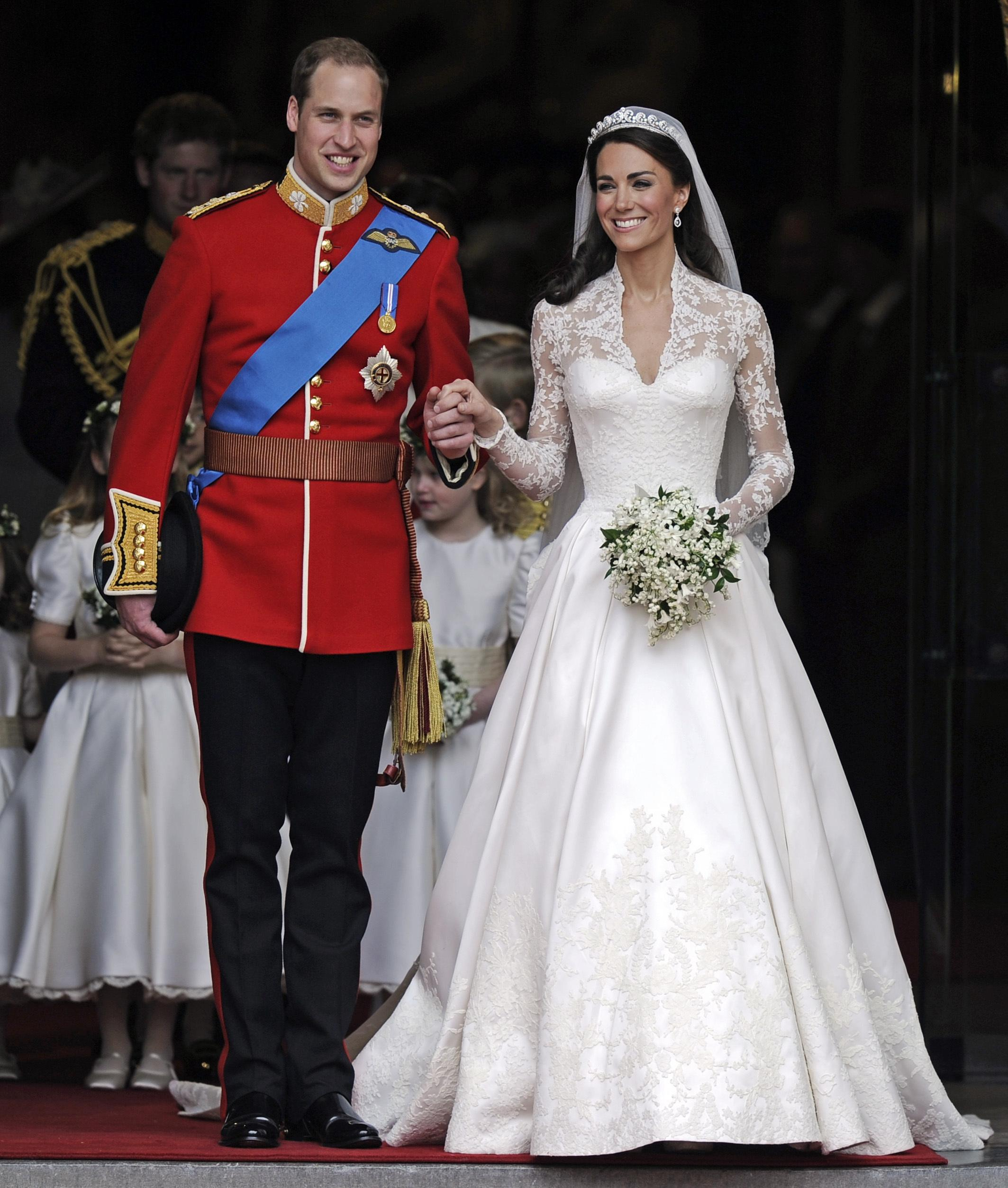 When did kate and william get married
