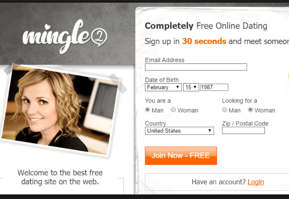 Totally free dating site