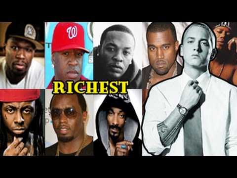 Who is the richest artist in the world