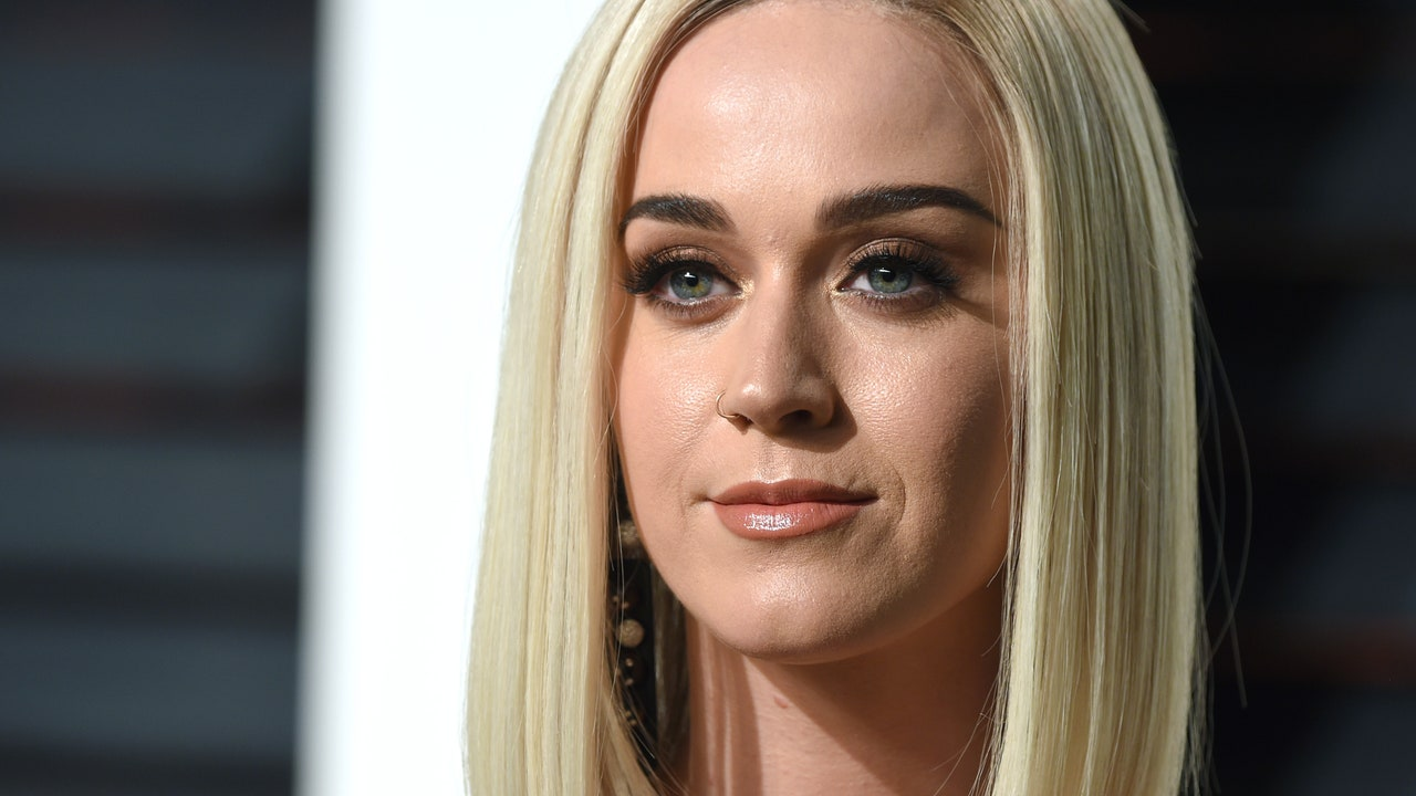 Why did katy perry cut her hair
